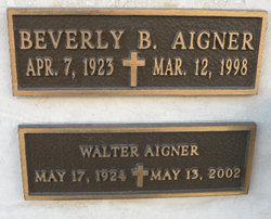 Beverly <i>Billings</i> Aigner