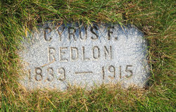 Cyrus Franklin Redlon