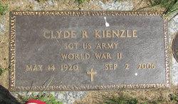 Clyde R Kienzle
