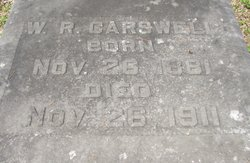 William Rufus Rufe Carswell
