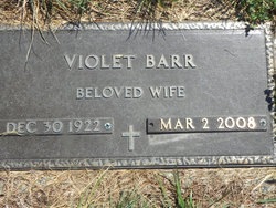 Violet <i>Edwards</i> Barr