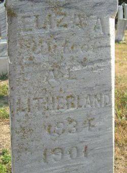 Eliza Litherland
