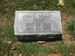 Isaac Shelby Todd