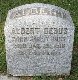 Albert Debus