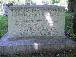 Carlotta Linton Lalla <i>Scott</i> Ballantyne