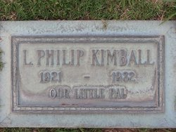 Lewis Phillip Kimball