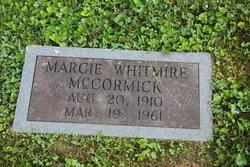 Margie <i>Whitmire</i> McCormick