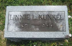 Linnie Luse <i>Finley</i> Kunkel