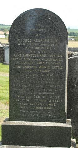George Kerr Baillie