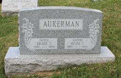 Hilda Irene <i>Hunter</i> Aukerman