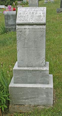 Henry Larance Aukerman