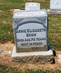 Annie Elizabeth Brom