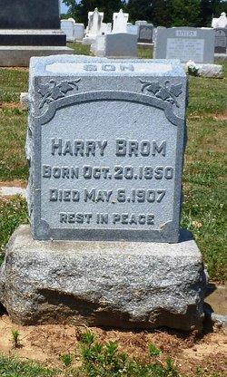 Harry Brom