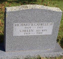 Richard B Caswell, Sr