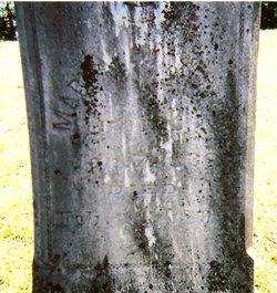 Mary M. <i>Dillingham</i> Cockerham