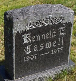 Kenneth E Caswell