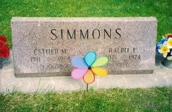 Ralph Justin Simmons