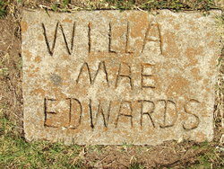 Willa Mae Edwards