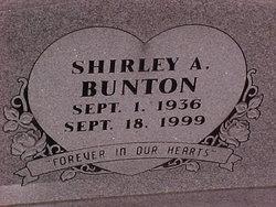 Shirley A. Bunton