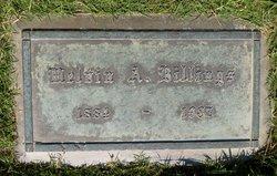 Melvin Alva Billings