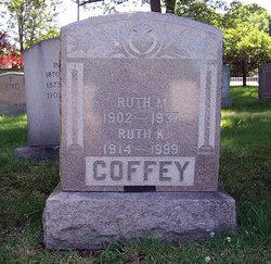 Ruth Maud <i>Craig</i> Coffey