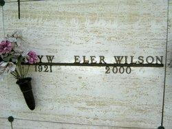 Eler Wilson