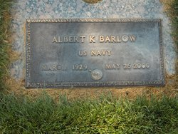 Albert Kilgrow Barlow