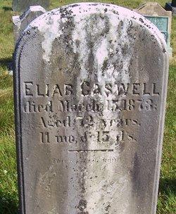 Eliab Caswell
