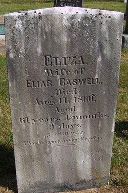 Eliza Caswell
