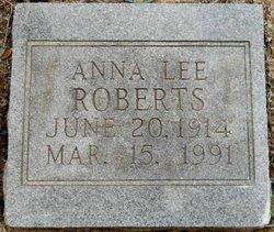 Anna Lee Roberts