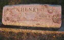Mollie <i>Perry</i> Henry