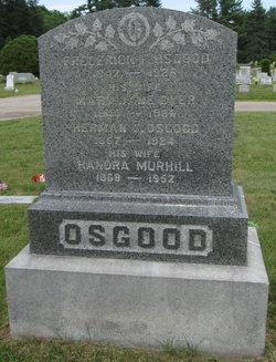 Hanora <i>Murhill</i> Osgood