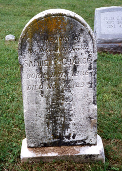 Samuel Robertson Chance