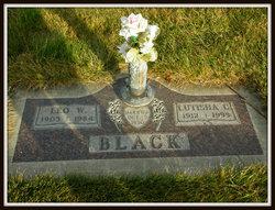 Leo Warren Black
