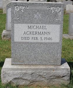 Michael Ackermann