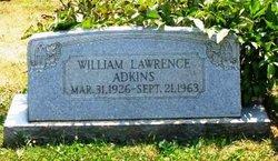 William Lawrence Adkins
