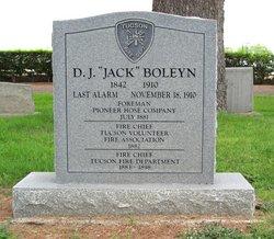 D. J. Jack Boleyn