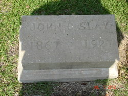 John Clarence Slay, Sr