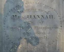 Hannah <i>Prentice</i> Harrington