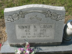 Tommie B Gibson