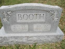 Ida Ann <i>Pyles</i> Booth