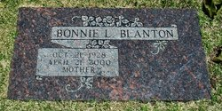 Bonnie L. <i>Sharkey</i> Blanton