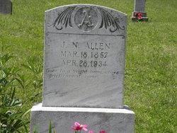 Jasper Newton Allen