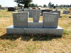 Dorothy M <i>McElmore</i> Baskin