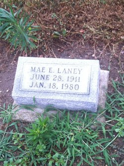 Mae Estella <i>Shirey</i> Laney