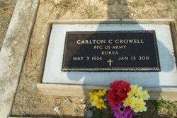 Carlton Charles Buddy Crowell