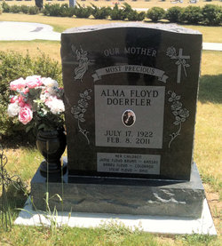 Alma Ruth <i>Mayes</i> Doerfler