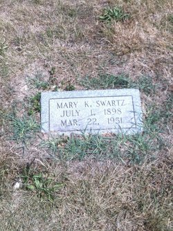 Mary Catherine <i>Shirey</i> Swartz