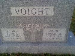 Minnie <i>Hake</i> Voight
