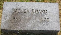 Melissa Board